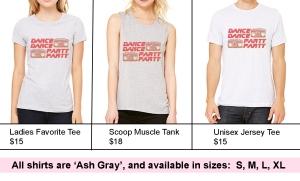DDPP tshirts